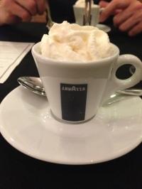 Cappuccino de Foie
