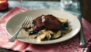 venison steaks bbc.co.uk