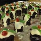 Chocolate puddini bon bons