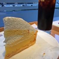 Lemon meringue & iced coffee