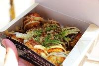 takoyaki with mayo