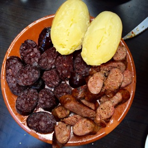 creole-sausage-black-pudding