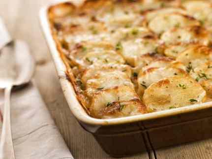 Potatoes-Boulangere